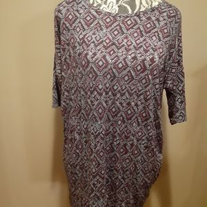 Lularoe Tunic❤Excellent Condition